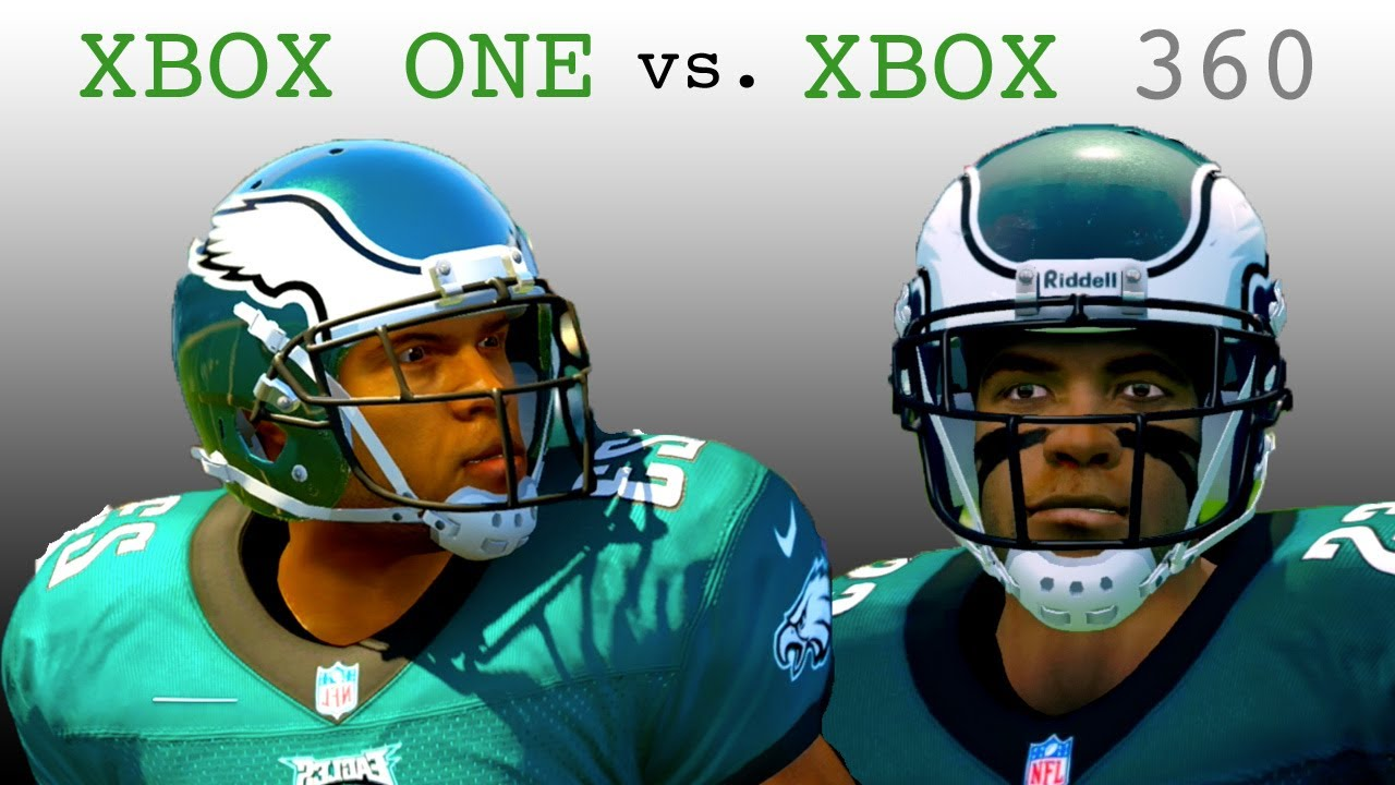 maxresdefault jpgXbox One Graphics Vs 360 Madden