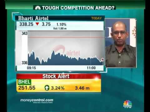 Bharti Airtel top pick: GV Giri