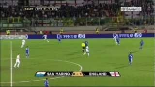 San Marino Vs England WC 2014 Qualification Europe