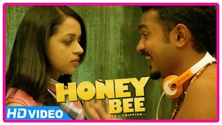 Honey Bee - Friends mistake Asif Ali and Bhavana view on youtube.com tube online.