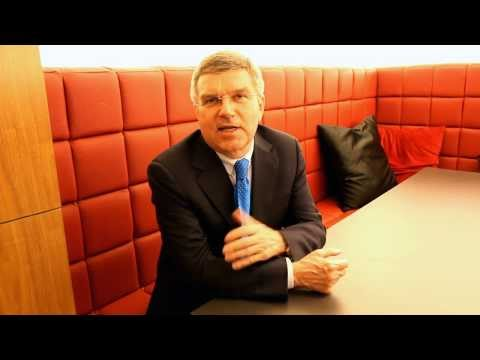 Thomas Bach - Positive Energie in Europa - Powershoots TV