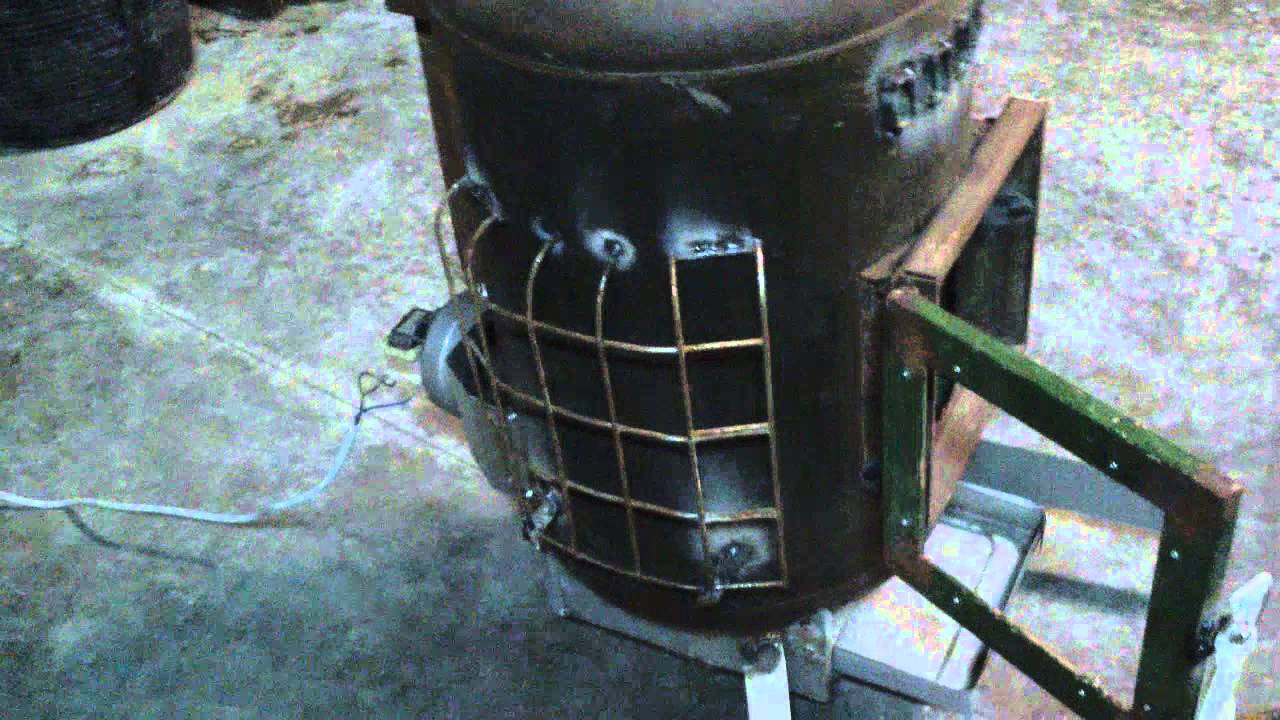 caldera casera de aire a le a cap tulo 1 youtube