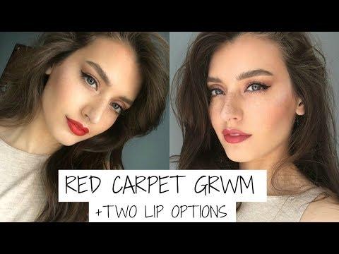 Red Carpet Makeup Tutorial GRWM w/Sephora