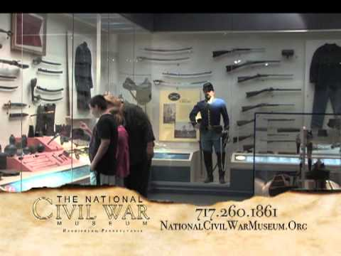 Meet Mr. Lincoln at The National Civil War Museum