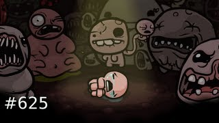 Let's Play - The Binding of Isaac - Episode 625 [Brink]