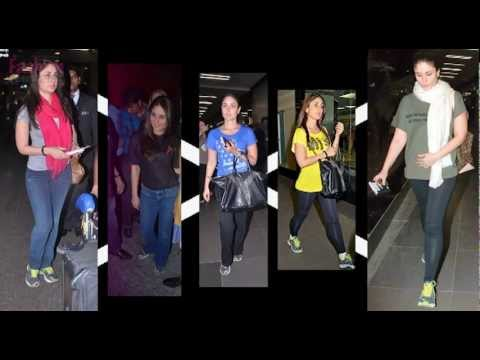 Kareena Kapoor CAUGHT in the same SHOES 5 Times!