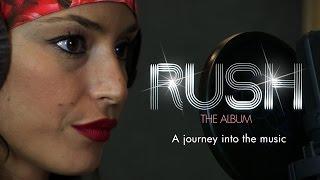 RAFFAELLA FICO RUSH The Album: A Journey Into The Music