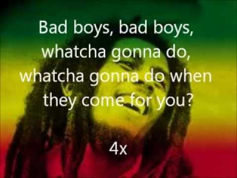 Bad Boys [Theme from Cops] Lyrics