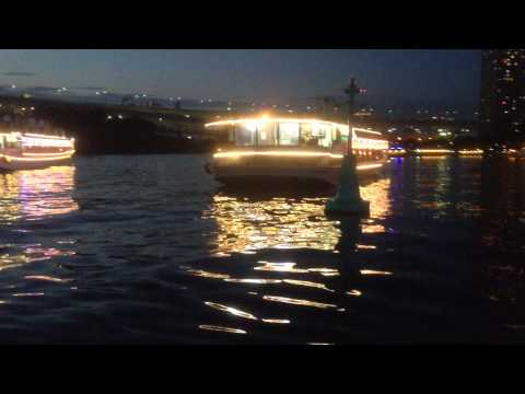 Blues Cruise Tokyo Bay lanterns and lights 3 of 3