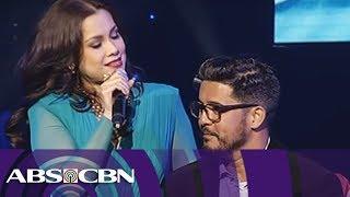 Lea Salonga Sings 'Sana Maulit Muli' With Aga Muhlach