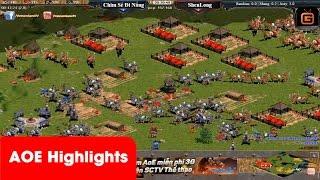 AOE Highlights - Phút thứ 30 trong game 1 tỷ người Trung Quốc đã tin Long nhưng không...