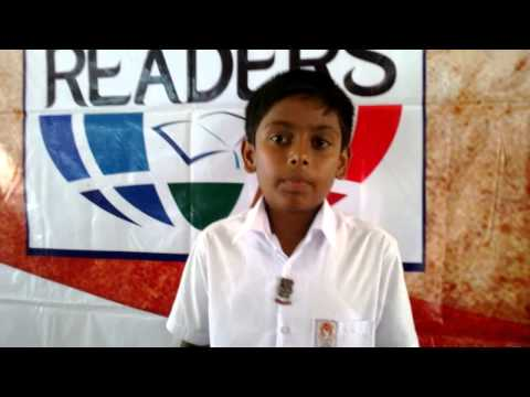 Inspirational Thoughts & Message By Donation Received Tamil Student | | Needy Readers Kandy Premier