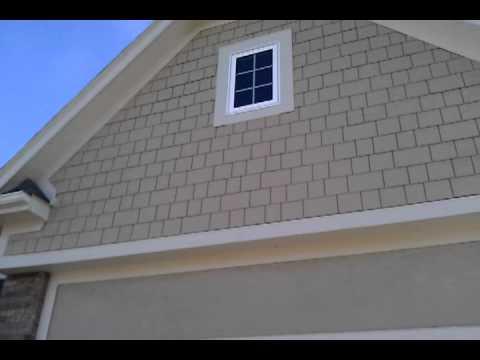 James Hardie Shingle Siding Kansas City Mo Youtube