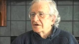Noam Chomsky explains feminists like Rebecca Watson in just a minute.
