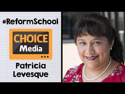 Reform School 3/25/14: Patricia Levesque