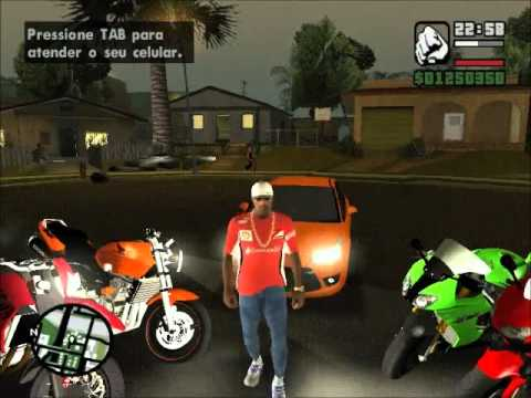MC GUIME   PLAQUE DE 100 [GTA SAN ANDREAS].