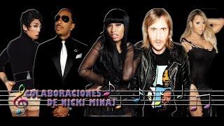Las Mejores 10 Colaboraciones De Nicki Minaj
