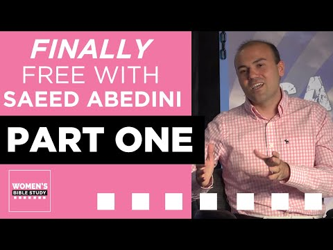 Finally Free with Pastor Saeed Abedini - Part 1