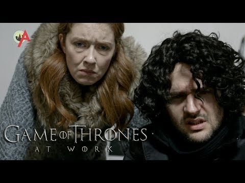 What If Game Of Thrones Was Set In An Office?