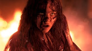 Carrie Trailer #2 2013 Chloe Grace Moretz Movie Official