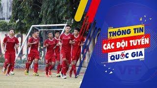 Giải U19 ĐNÁ 2018: U19 Việt Nam trở lại sân tập, quyết giành 3 điểm trước Philippines   VFF Channel