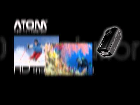 Veho Muvi Atom Super Micro DV Camcorder
