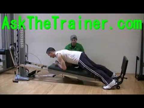 Total Gym Plank - Chuc...