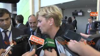 BRUXELLES GUIDI DA ITALIA SUPPORTO A TARGET AMBIENTALI UE 02-09-14