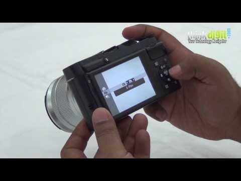 Fujifilm X-A1 - First Impressions