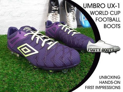 Umbro UX-1 - Unboxing, Hands-on & First Impressions