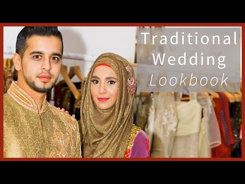 WEDDING LOOKBOOK FOR INDIAN PAKISTANI ARAB BRIDES