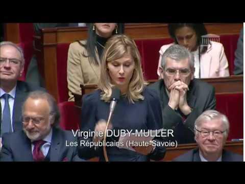 Mme Virginie Duby-Muller - Grand Débat national