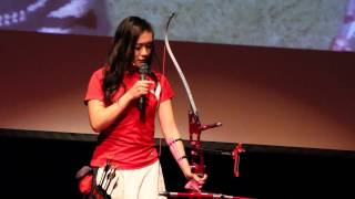 The archer's paradox | Katherine Pan | TEDxYouth@SHC