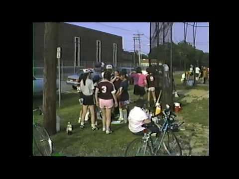 Champlain - Rouses Point PeeWee Softball 7-10-87