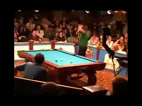 Earl Strickland after Loss in One Pocket Finals, DCC 11