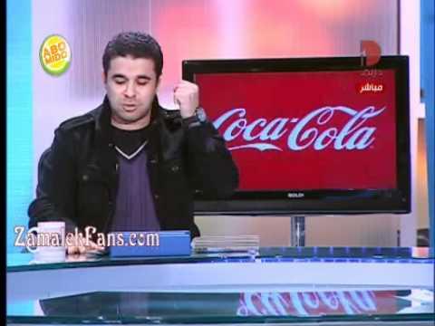 فيديو خالد الغندور بيقلد علاء صادق