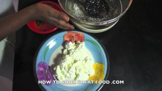 Ethiopian Cottage Cheese Recipe  - Ayib  (አይብ)