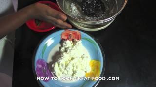 Ethiopian Cottage Cheese Recipe  - Ayib  (አይብ)