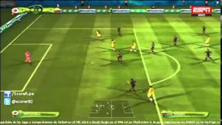 EA SPORTS 2014 FIFA WORLD CUP Japon Vs Colombia Grupo