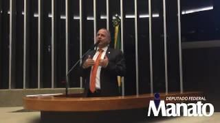 Carlos Manato fala sobre a reforma da previdência