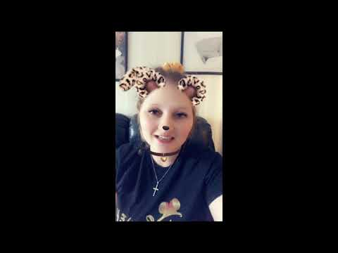 Funny Snapchat Filter upload for halloween to take part in our guessing game! comment below!