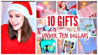 CHEAP CHRISTMAS GIFT IDEAS: Presents For Her, Mom, Friends, Girlfriend