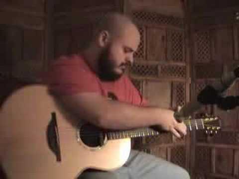 Виртуозная игра на гитаре видео