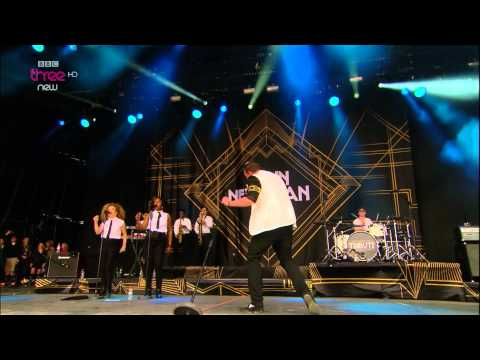 John Newman - Love Me Again - Glastonbury 2014[HD 1080i]