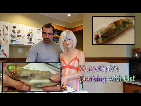 Cooking With Us - e40 - Banh Mi Spring Rolls