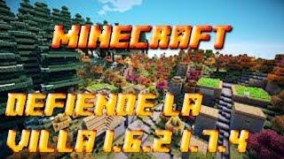 Minecraft Servidor Defiende La Villa Y Destruye El Nexus 1