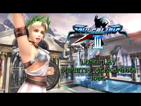 Soul Calibur III [PS2] - Tales of Souls - Sophitia