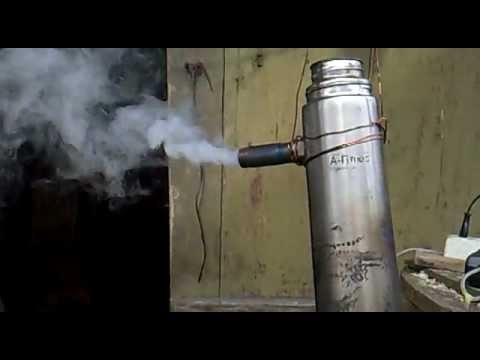 Дымогенератор для фото своими руками