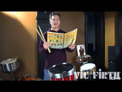 Vic Firth Rudiment Lessons: Triple Stroke Roll