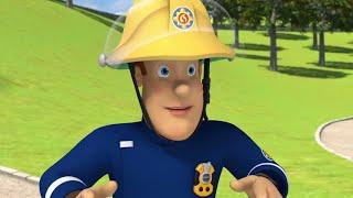 Požiarnik Sam - Hasičské cesty